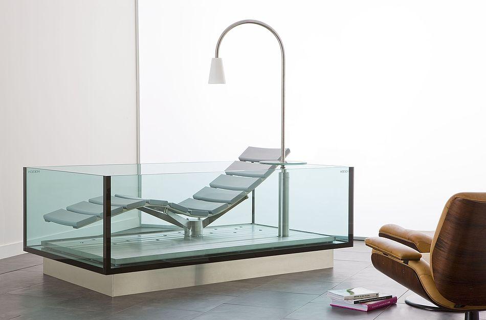 Hoesch Badewannen Water Loungewunderschon Oder Glaswanne Von