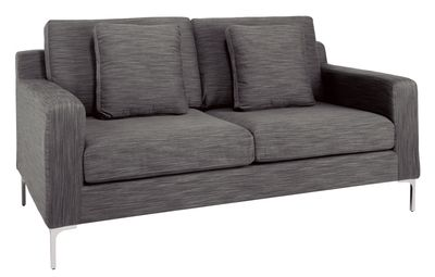Dwell Oslo Two Seater Sofa Grey Sofa Affordable Sofa Sofa Design