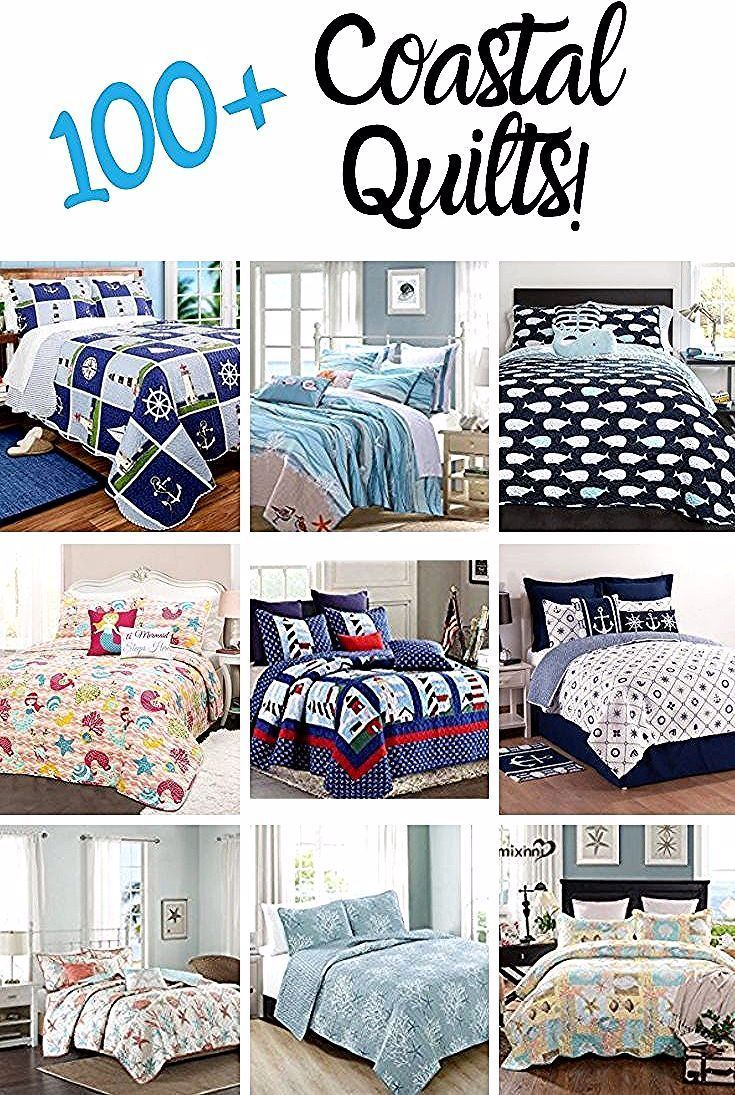 Photo of 200+ Nautical Bedding Sets and Nautical Comforter Sets – Beachfront Decor –  100…
