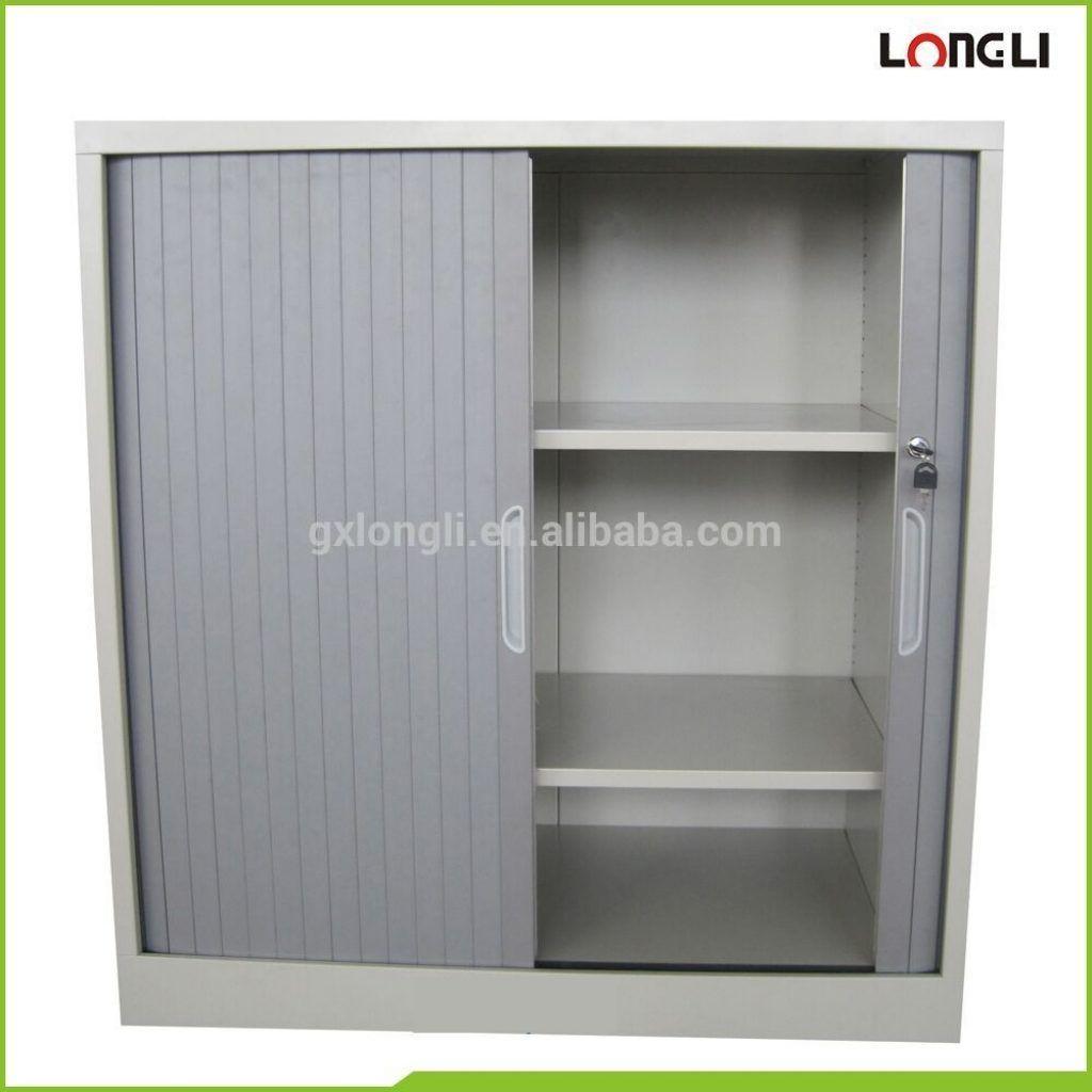 Metal Cabinet Roll Up Door