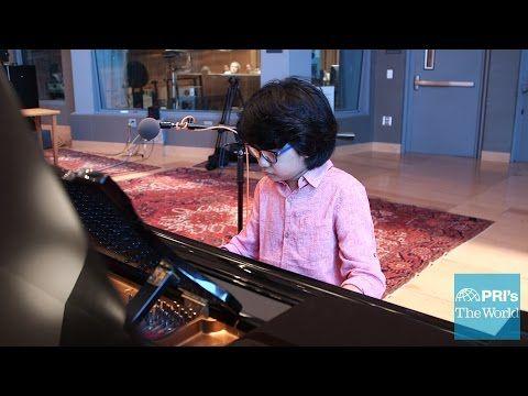 "Indonesian jazz pianist and child prodigy Joey Alexander plays  ""Lush Life"""