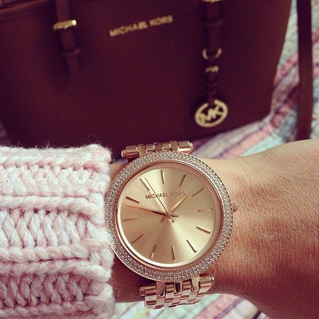 4e53f24bbbb614 Pin by Alyson Delgado on Watches | Watches, Trendy watches, Gold watch
