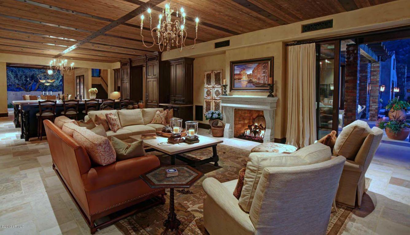 Superb Million Dollar Home In Scottsdale Arizona Is $24,500,000