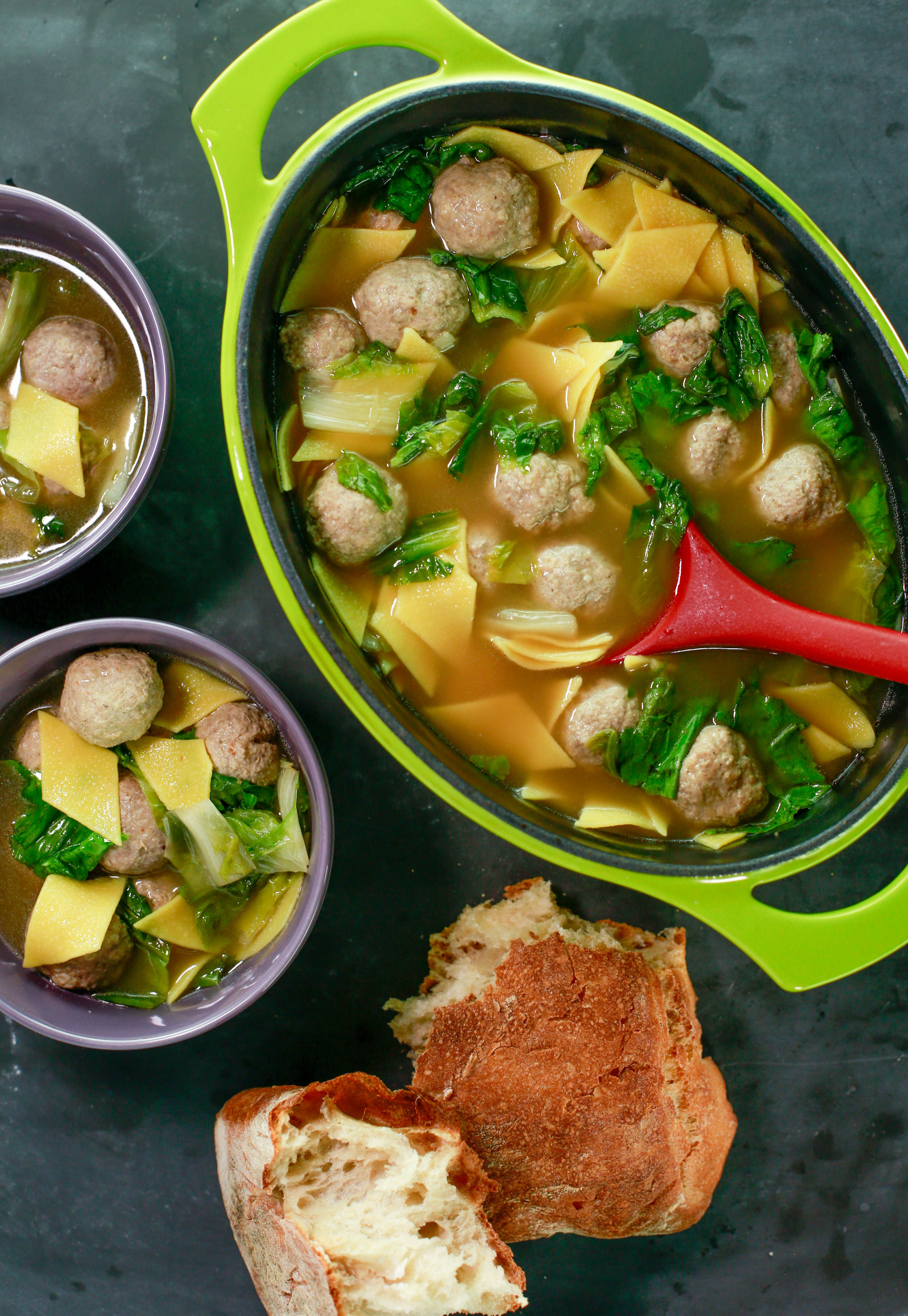 You Cant Beat This Classic Recipe Wintertime Italian Wedding Soup