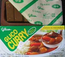 Recipes Glico Curry Found In The Asian Aisle At Superstore Glico Curry Recipes