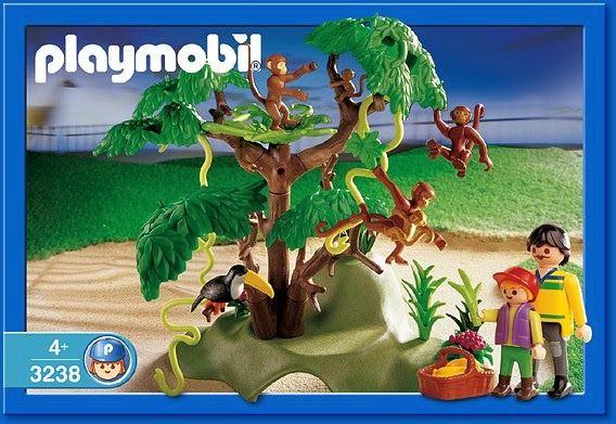 LA CIENCIA DE LA VIDA: Biología Playmobil (I)