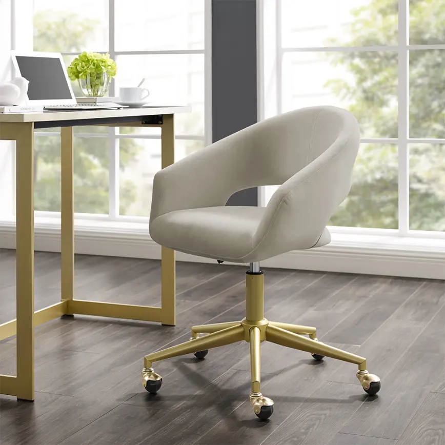 We Found A Surprising Source For Stylish And Budget Friendly Home Office Furniture In 2020 Office Chair Home Office Furniture Home