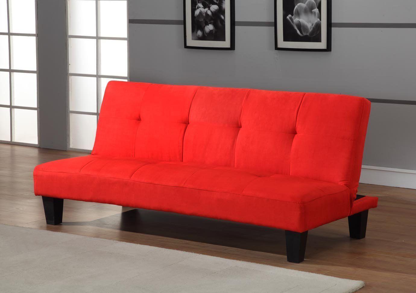 Beau Red Futon U003c3