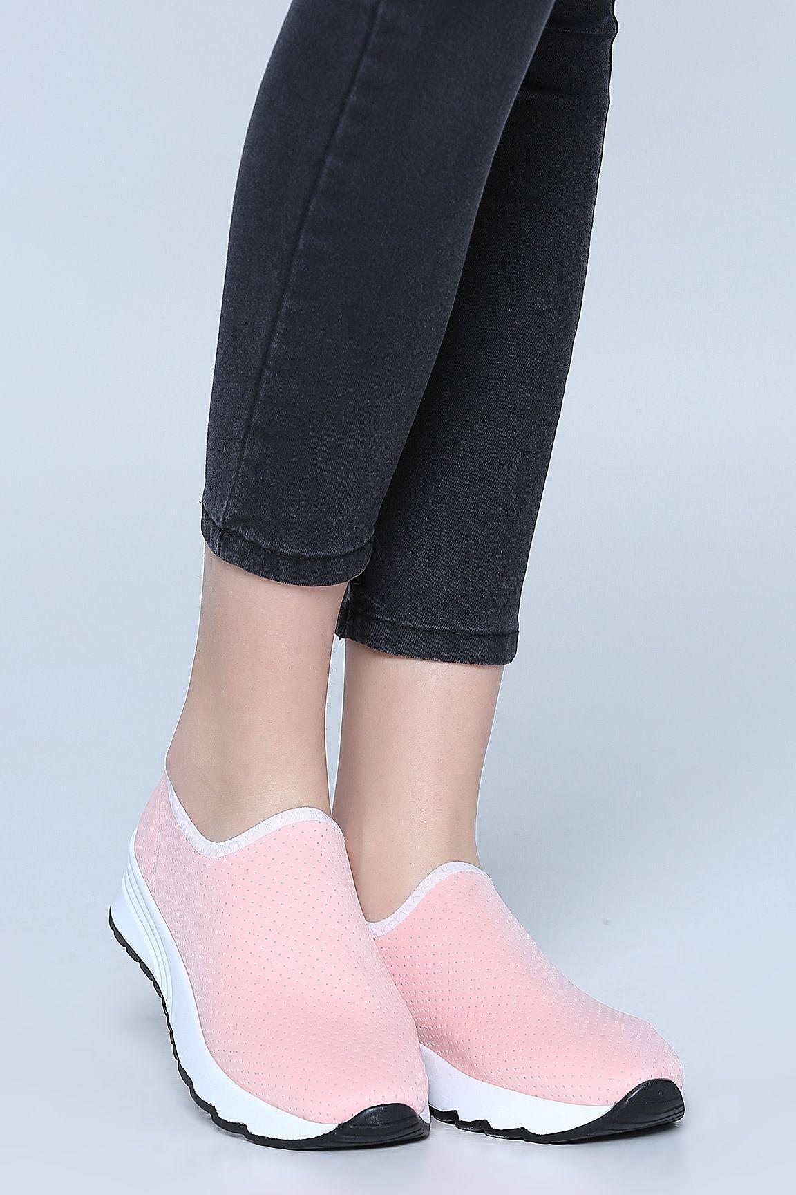 Somon BAYAN AYAKKABI | shoes | Moda ayakkabılar, Bayan