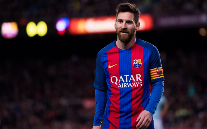 Download Wallpapers Lionel Messi Barcelona Football Spain Catalonia Argentine Football Player Besthqwallpapers Com Lionel Messi Messi Lionel Messi Barcelona
