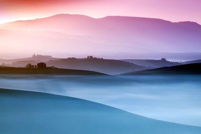 Peisaje minunate din Toscana, de Adnan Bubalo | 7 din 8