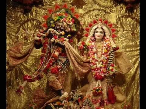 Samsara davanala (iskcon morning aarti) - YouTube | iskcon