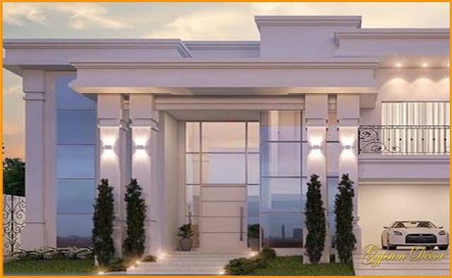 أجمل تصميمات وجهات فلل ومنازل خارجية 2021 House Styles Modern House Design