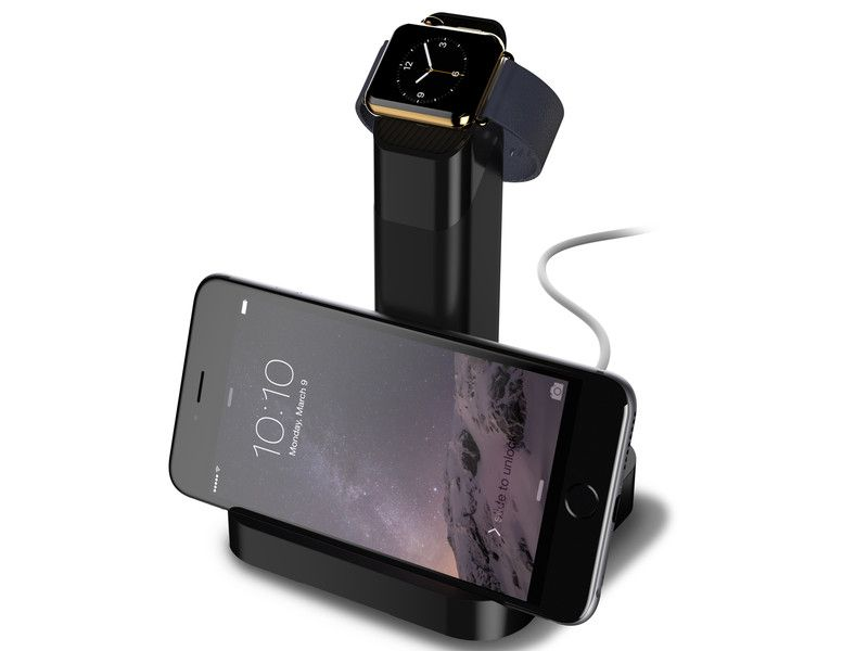 Griffin has announced WatchStand, a charging dock for the