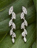 18K White Gold Rosabel Diamond Ring