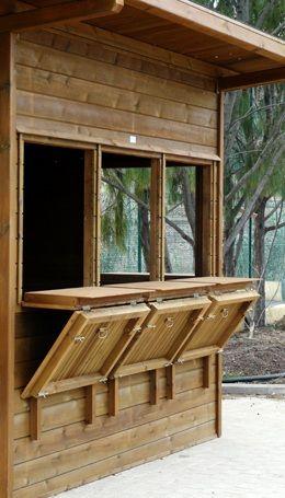 Gardendekor88 quioscos y casetas a medida en madera exterior decohogar en 2019 pinterest - Casetas de madera a medida ...