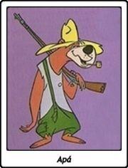 Apá Oso / Paw Rugg / Los Osos Montañeses / The Hillbilly