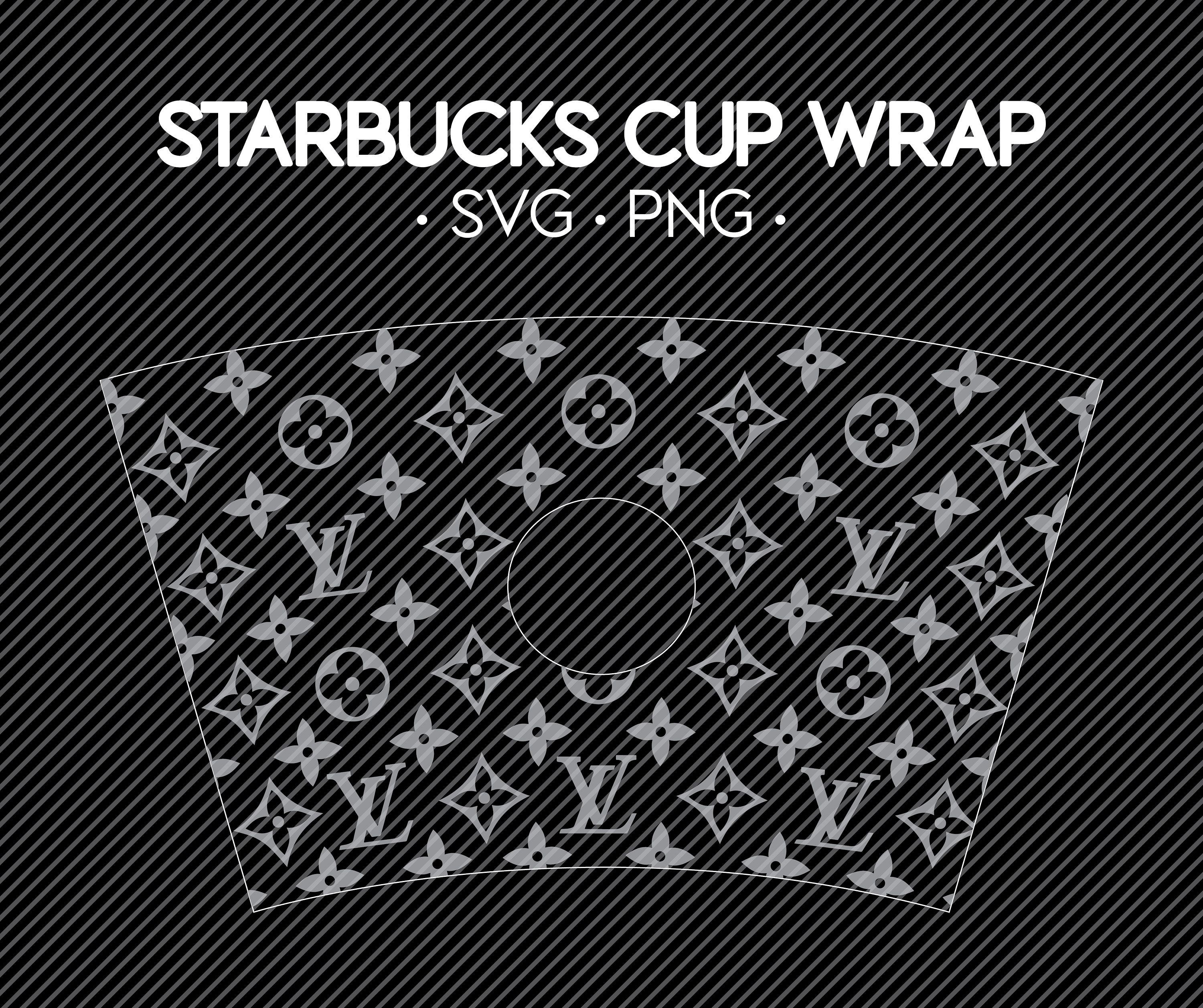 Luxury Starbucks Venti Cup Wrap By Redthreadmediagroup On Etsy In 2020 Cup Wrap Cricut Projects Vinyl Starbucks Cups