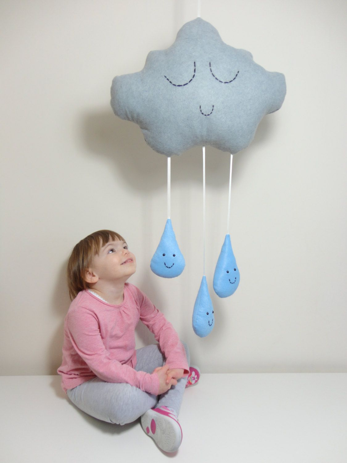 e13caeb094003 Cloud & raindrop mobile photo prop | P H O T O S H O O T | Raindrop ...