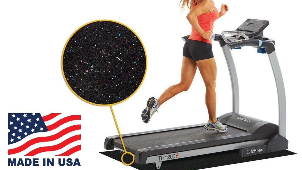 Best Treadmill Mat For Carpet Reduce