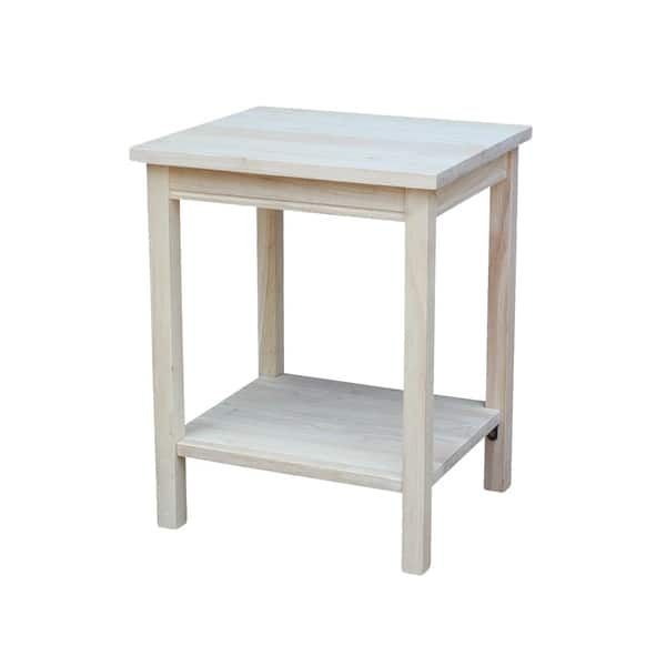 The Gray Barn Moonshine Unfinished Accent Table Furniture Accent Table Coffee Table Wood