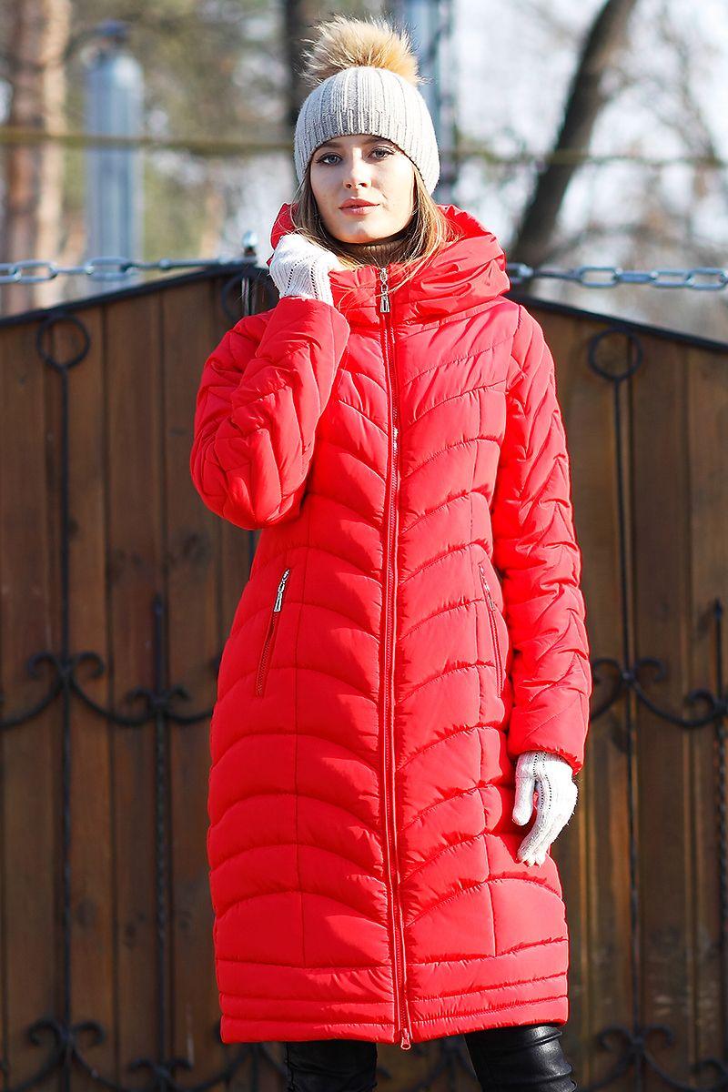 f753df37d33c Длинное стеганое пальто пуховик Корнелия 2 от Nui Very - пальто зима 2017- 2018,