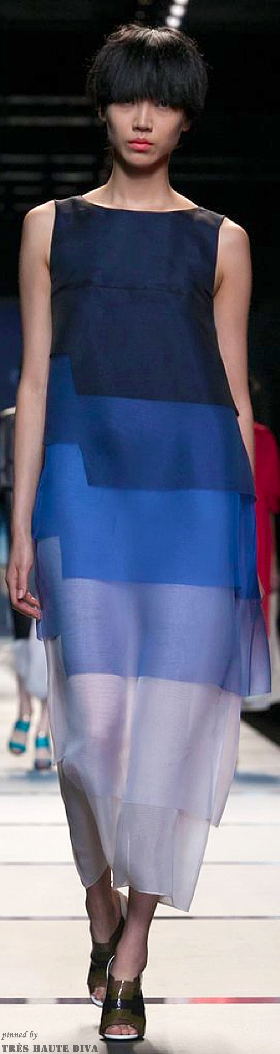 Milan FW Fendi Spring 2014 RTW  | The House of Beccaria #
