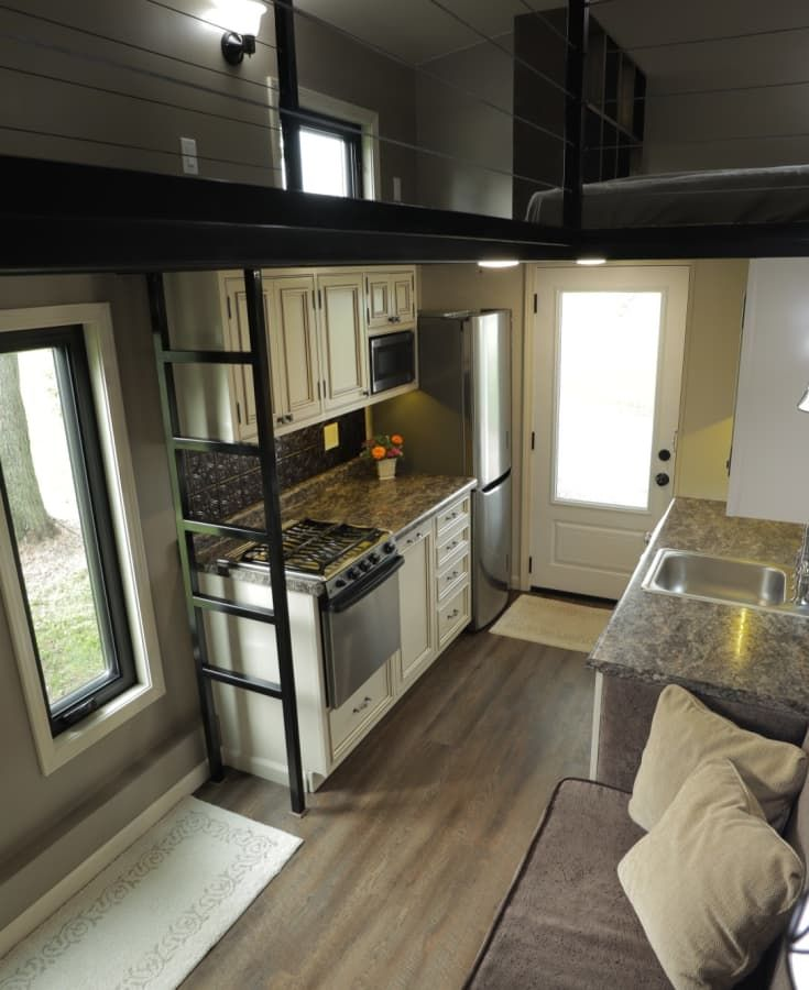 price reduced beautiful tiny home with downstairs bedroom on beautiful tiny home ever id=96730