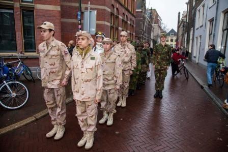 Anne Reitsma Fotografie - Sluitingsdag Legermuseum Delft