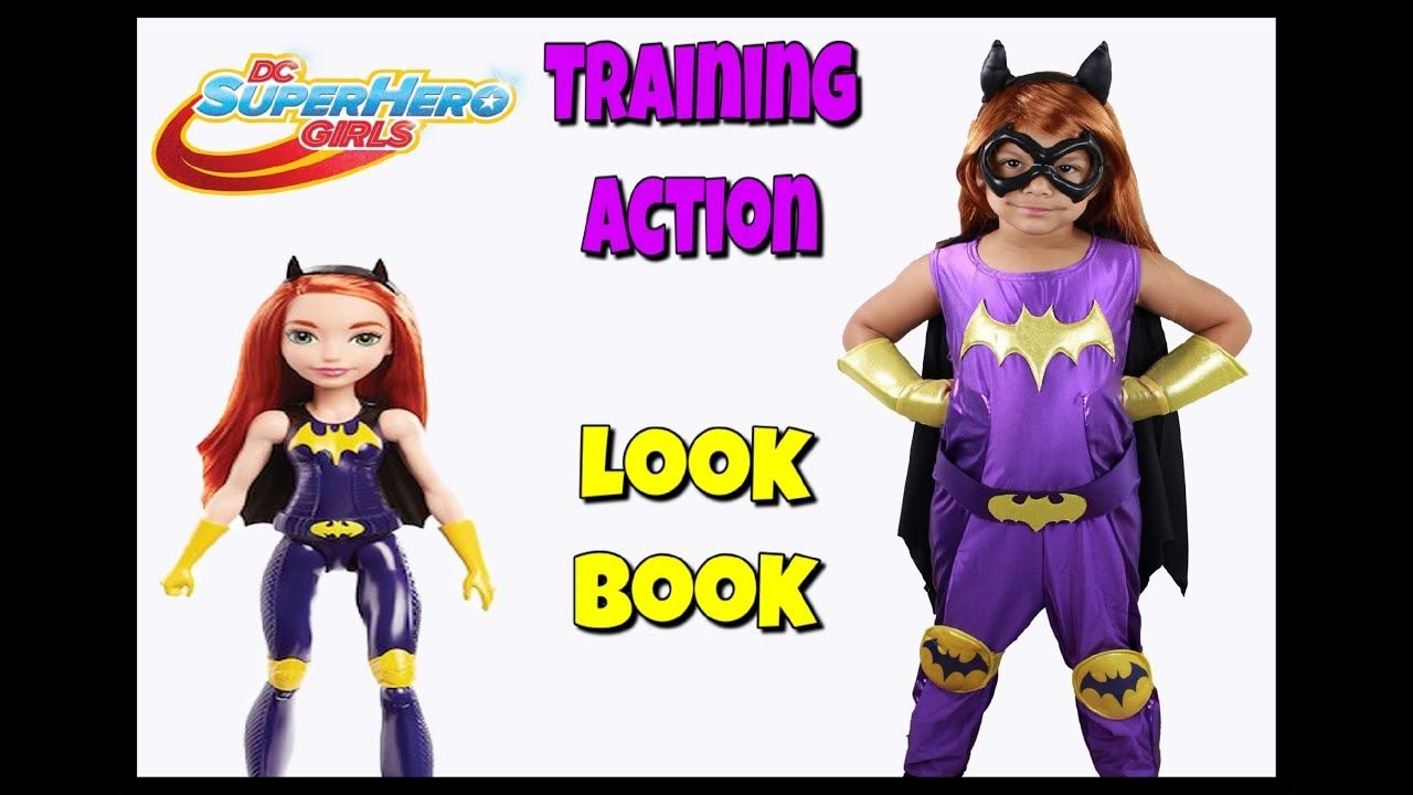 DC super hero girls training action costumes  sc 1 st  Pinterest & DC super hero girls training action costumes | allthings cute ...