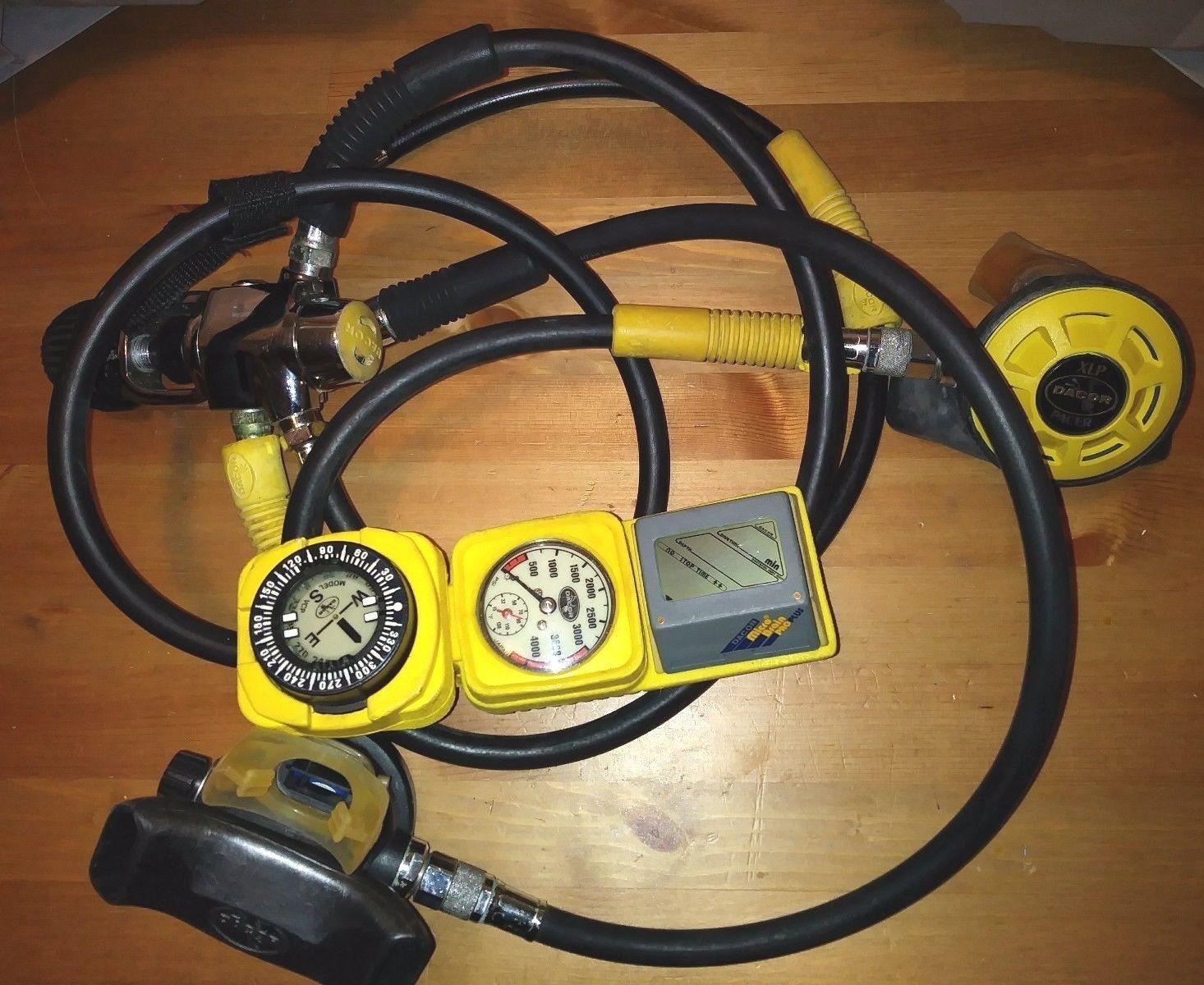 Scuba Snorkelling Dacor Scuba Regulator Dacor Snorkelling Sale
