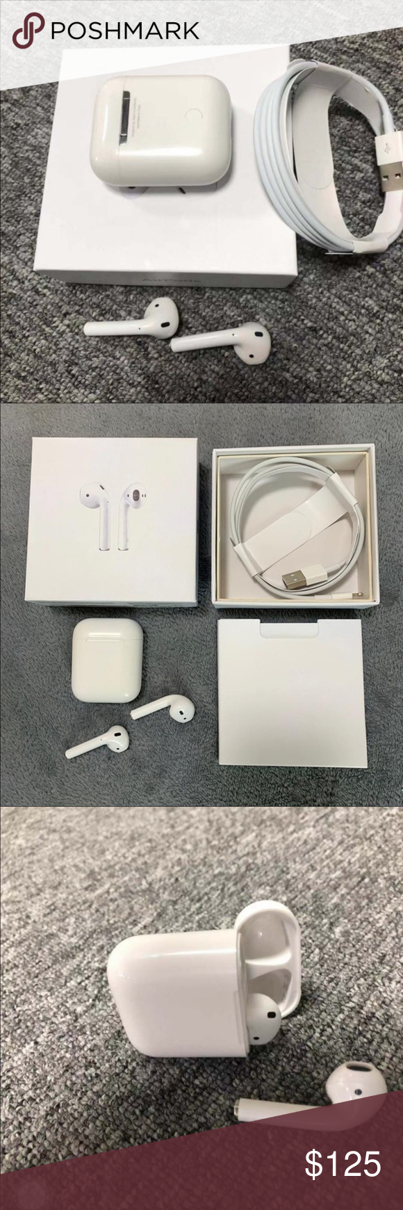 Apple Airpods 2nd Generation Brand New Wireless Charging Case Apple Other Apple Airpods 2 Things To Sell Generation