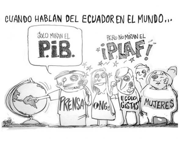 #LaColumnaDeBonil de este jueves 6 de marzo del 2014. Más #caricaturas de #Bonil en: www.eluniverso.com/caricaturas