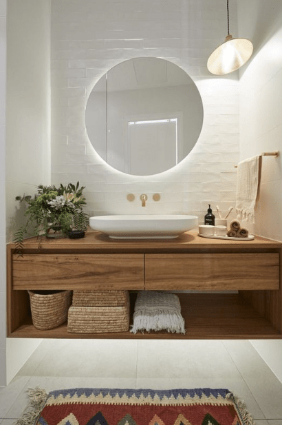 Photo of 25 Inspirational Lighting Decoration For Bathroom #bathroominspiration