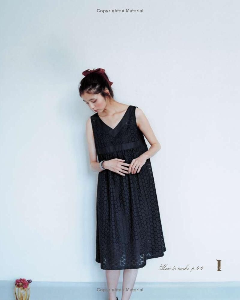 Stylish Dress Book: Wear with Freedom: Yoshiko Tsukiori ...