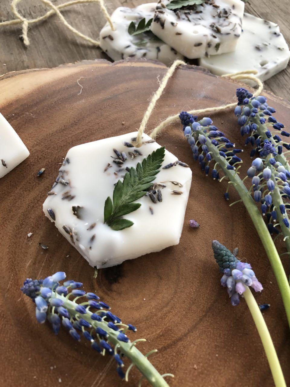 Spring Scents wax sachets Scented wax, Diy wax