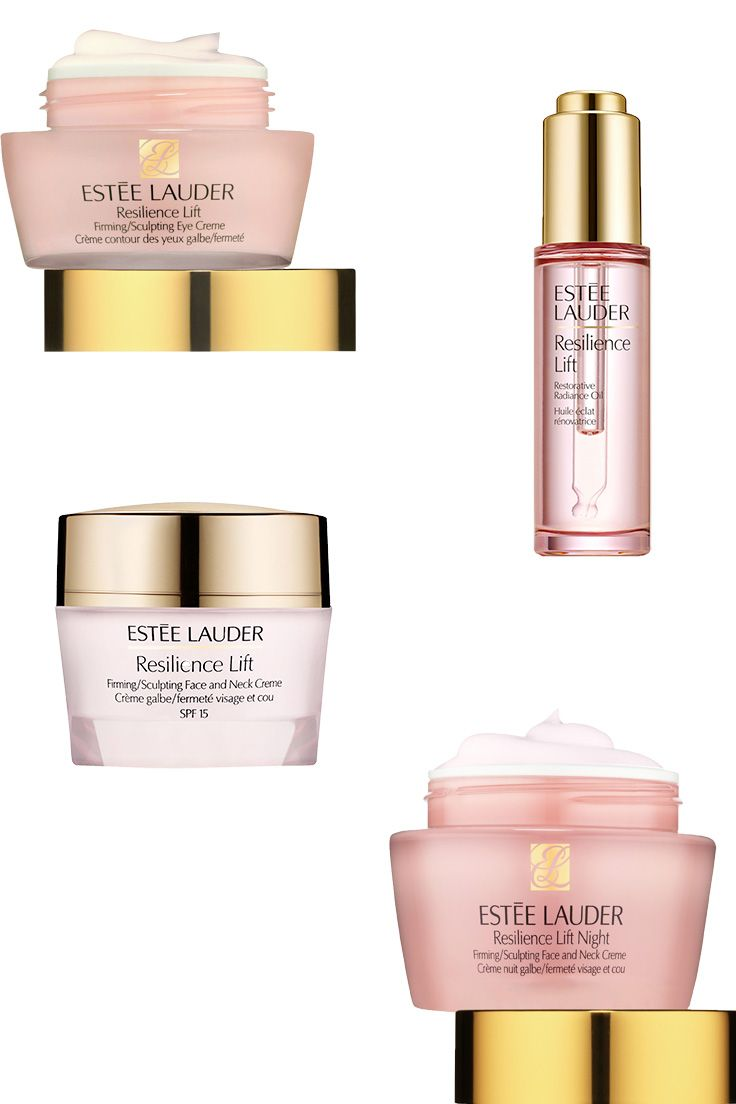 Harper's Bazaar's Fabulous At Every Age contest is wrapping up. Know a fab woman in her 50s? Introduce her to the Resilience Lift Collection by Estee Lauder.