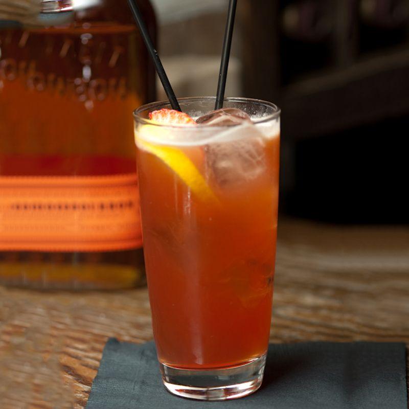 Bulleit bourbon kentucky buck recipe bourbon kentucky for Cranberry bitters cocktail recipe