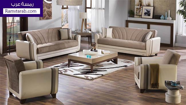 كتالوج انتريهات مودرن جديدة اجمل تشكيلة صور انتريهات رائعة رمسة عرب Furniture Coffee Table Home Decor