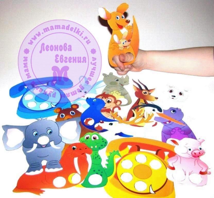 Тантамарески для детей фото