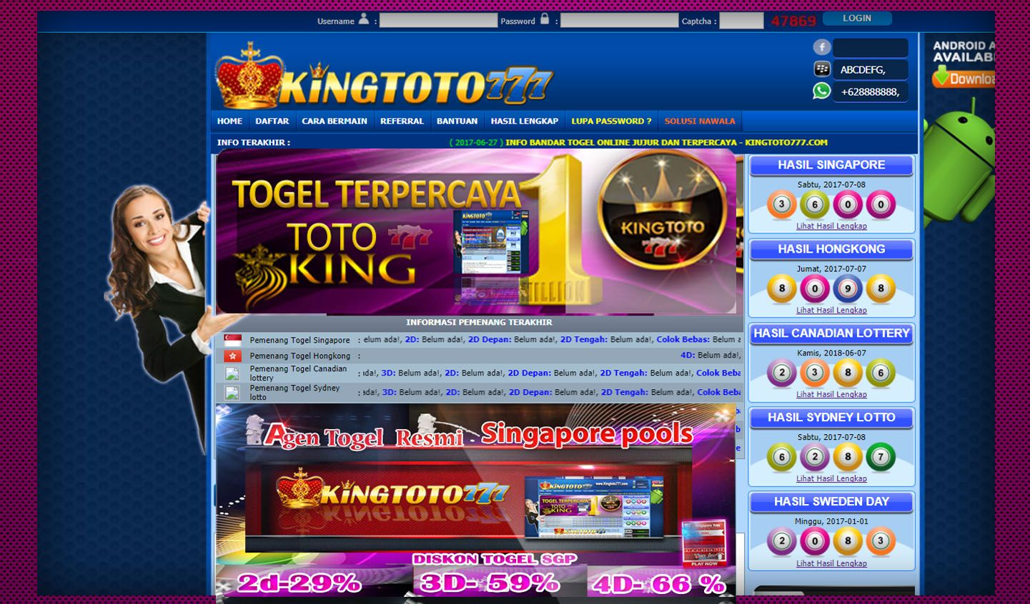 LIVE TOGEL SGP 4D OKEJITU™ in 2020 | Broadway shows, Live