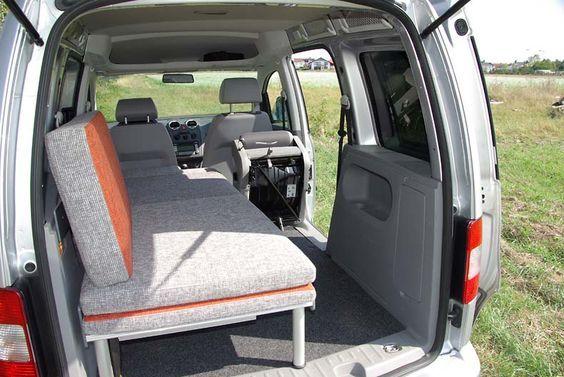 reimo vw caddy camp das mini wohnmobil weitere bilder campervan ideas mini campers. Black Bedroom Furniture Sets. Home Design Ideas