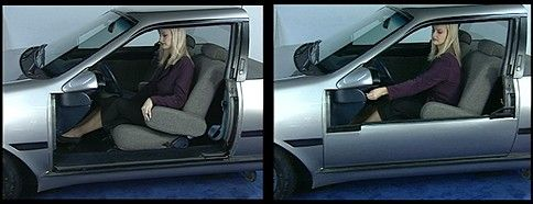 Disappearing Car Door by Jatech & Disappearing Car Door by Jatech | Motors | Pinterest | Doors and Cars