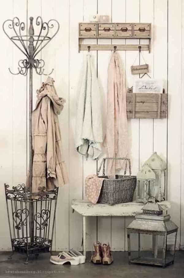 Decora el recibidor decora t hogar home shabby chic for Home disena y decora tu hogar