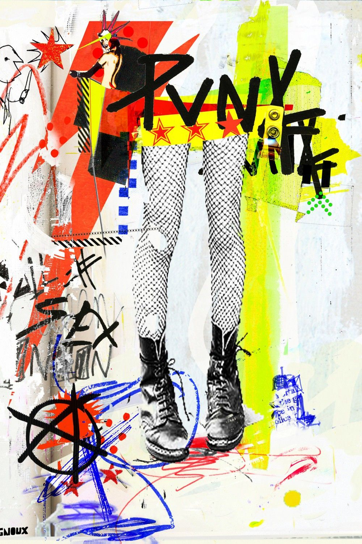 Poster & artprint by Sandrine Pagnoux. Noch spricht das Bild für sich, aber bald findest Du hier eine kurze Motivbeschreibung des Künstlers.