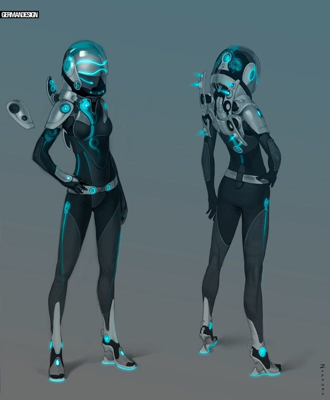 Space suit by Zaryuta.deviantart.com on @deviantART ...