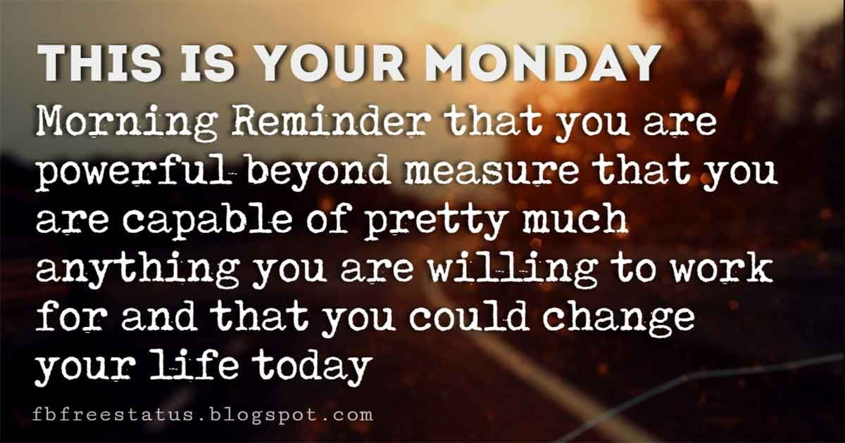 Motivational Monday Quotes To Be Happy On Monday Monday Motivation Quotes Monday Quotes Monday Inspirational Quotes