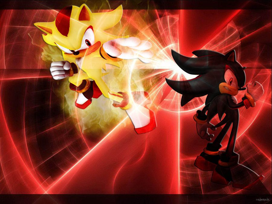 super shadow the hedgehog wallpaper | Shadow the Hedgehog Wallpaper by !HyperSonicDX on deviantART