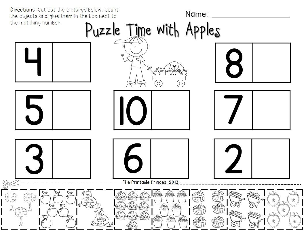 worksheet Math Activities For Kindergarten apple centers for kindergarten fall theme themed reading and math activities perfect september