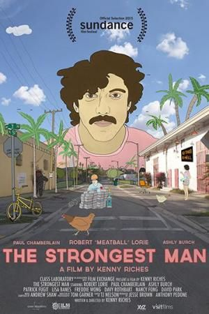 The strongest man (2015)